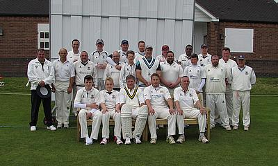 Keith Baker Memorial Game - Penkridge CC