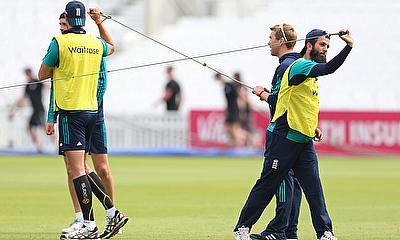England will be looking to their cricketers for some cheer this week