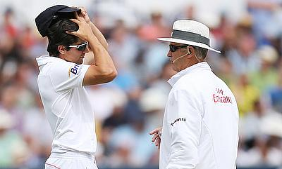 ICC changes DRS conditions for umpire's call in LBW dismissals