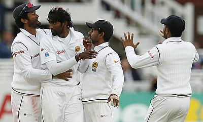 Sri Lanka are placed at seventh in the latest ICC Test rankings.