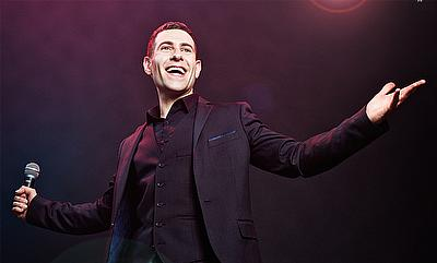 Simon Brodkin, aka Lee Nelson will entertain the audience at this year's IOG Industry Awards