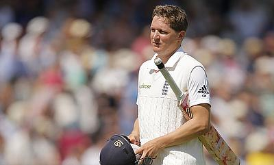 Injury scare for Gary Ballance ahead of Lord's Test