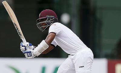 Shai Hope scored an unbeaten 118 for the WICB President's XI.