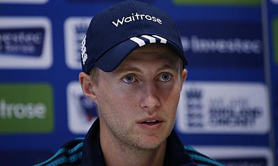 Joe Root in a press conference ahead of the first Test against Pakistan
