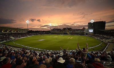 Trent Bridge will host Yorkshire tomorrow (15th July)