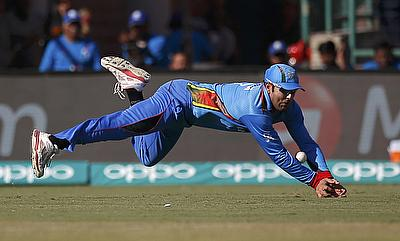 Mohammad Nabi receives official reprimand from ICC