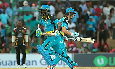 St Lucia Zouks and St Kitts & Nevis Patriots have picked up just two wins between them this season