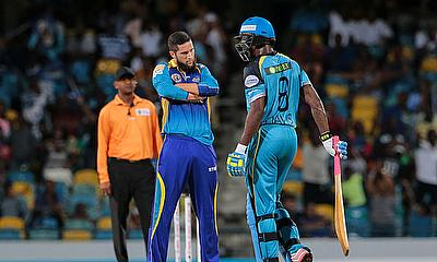The Tridents and the Zouks meet for the second time in a week in game 22 of the CPL