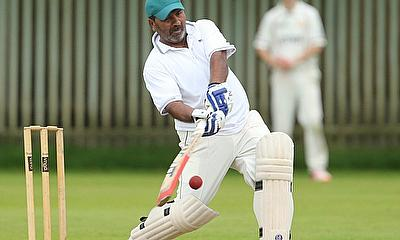 Abas Rizvi top scored with 59 against Grappenhall