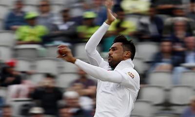 Mohammad Amir has picked six wickets for Pakistan from two games in the ongoing Test series against England.