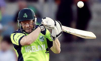 Niall O'Brien sustained a calf injury while playing for Leicestershire.