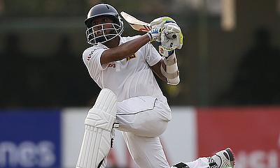 Kusal Mendis broke a number of records during his unbeaten 169-run stand.