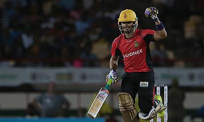 Umar Akmal played a fine innings last time out for Trinbago
