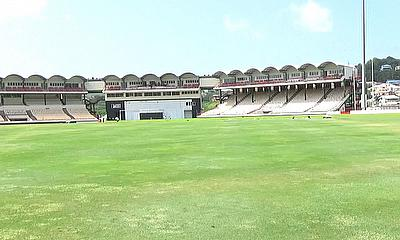 The Darren Sammy International Stadium in Saint Lucia