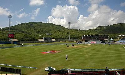 The Darren Sammy International Stadium, St Lucia