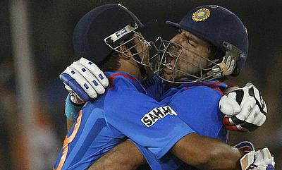 Both Suresh Raina (left) and Yuvraj Singh (right) were part of India's 2016 World T20 campaign.