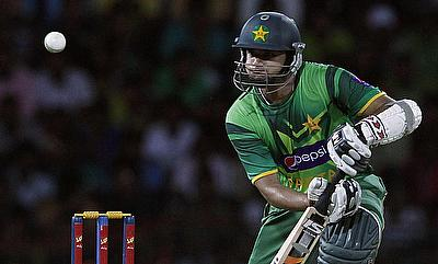 Azhar Ali will be hoping to replicate the form in the Test series during the ODIs against Ireland and England.
