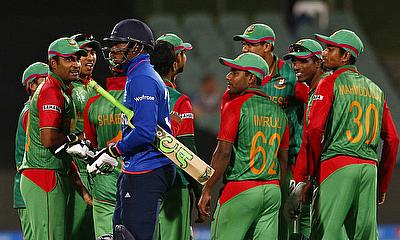 England tour Bangladesh to play three One-Day Internationals and two Tests in October and November 2016.