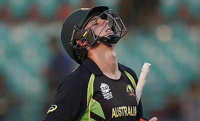Australia have not named any replacement for Mitchell Marsh.