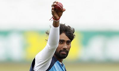 Nuwan Pradeep returns to the squad after recovering from injury.