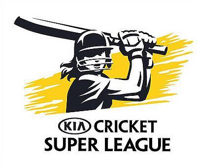 Kia Super League logo