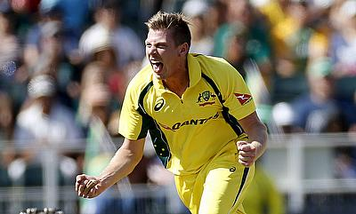 James Faulkner picked up four wickets in the game.