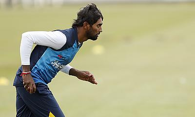 Nuwan Pradeep also missed the second and third Tests against Australia.