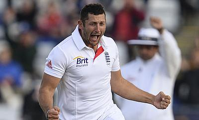 Tim Bresnan picked a five-wicket haul for Yorkshire on day four.