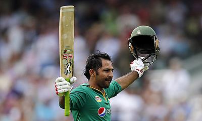 Sarfraz Ahmed will lead Pakistan in the T20I game against England