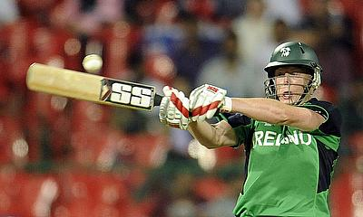 Kevin O'Brien scored 32 and picked a wicket as well.