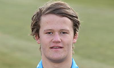 Ben Duckett scored 208 runs off 251 deliveries for Northamptonshire