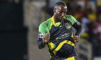Kesrick Williams was the leading wicket-taker for Jamaica Tallawahs in the 2016 CPL.