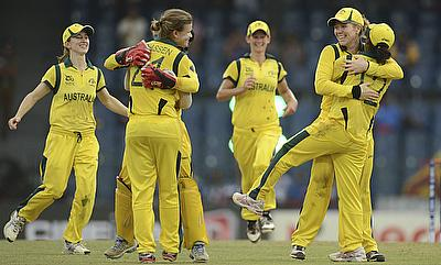 Australia Women lead the series 2-0.