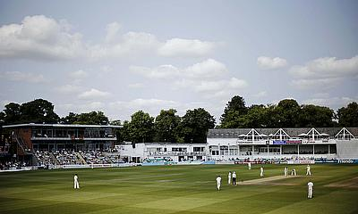 Alex Hepburn played two games in the Royal London One-Day Cup for Worcestershire.