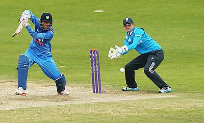 Smriti Mandhana has played 42 international games for India