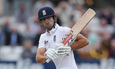 Alastair Cook played an integral part in Essex's Division Two triumph.