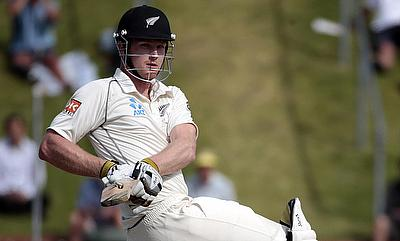 James Neesham also missed the first Test against India in Kanpur