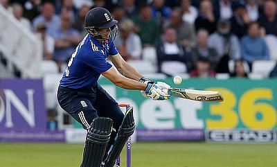 Jos Buttler led from the front with an unbeaten 80