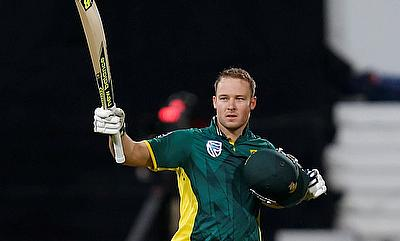 David Miller scored an unbeaten 118 off 79 deliveries.