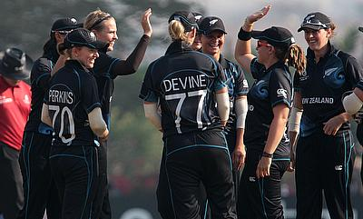 New Zealand are scheduled to play South Africa Women in a seven-match One-Day International series from 8th Octobe