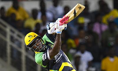 Rovman Powell was impressive in the CPL 2016.