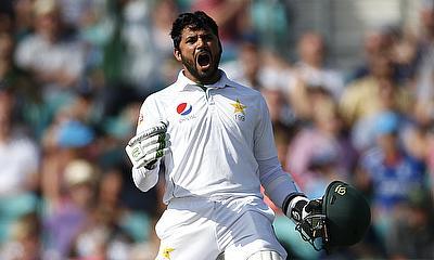 Azhar Ali slams triple century as Pakistan extend dominance on day two