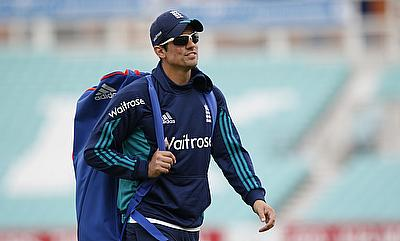Alastair Cook has joined the England squad in Bangladesh