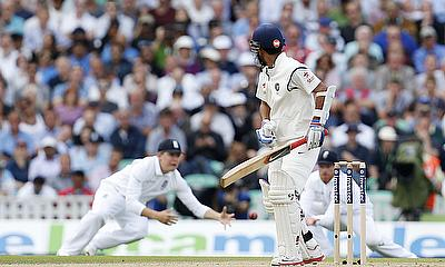 India and England will play a five-match Test series