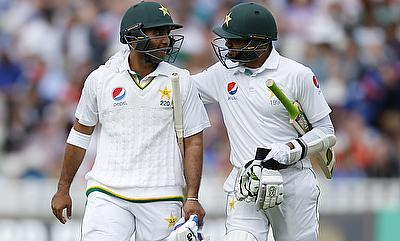Pakistan surge ahead after Yasir Shah's four wicket haul