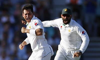 Pakistan on brink of series victory after dominating day four