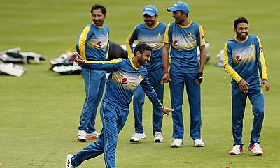 Most of the current Pakistan players have never played an international game at home