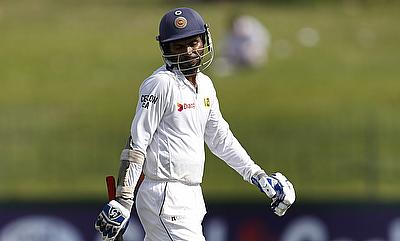 Zimbabwe off to solid start after Tharanga century