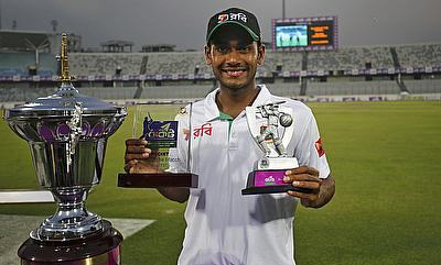 Cricket World Player of the Week - Mehedi Hasan