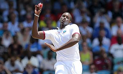 Jason Holder picked three wickets and conceded just 10 runs